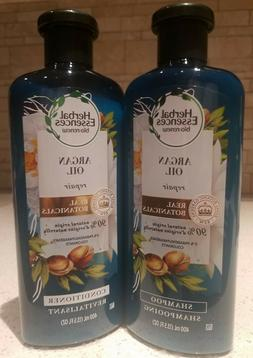 2 Herbal Essences Argan Oil of Morocco Shampoo and Condition