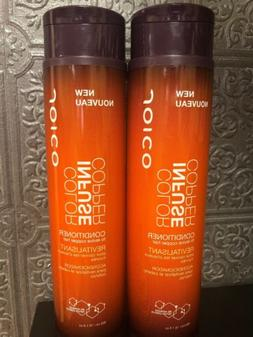 2 Joico Color Infuse Copper Conditioner  10.1 Oz Each
