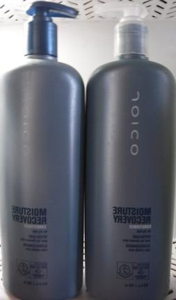 2 Joico MOISTURE RECOVERY CONDITIONER For Dry Hair 16.9 oz