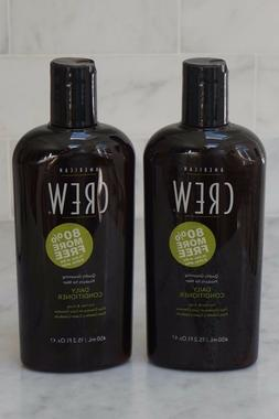 2 PACK. 15.2 oz. American Crew Daily Conditioner. For Hair &