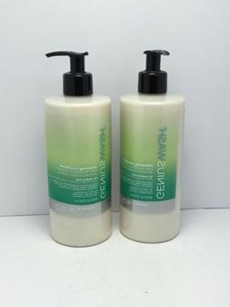 2x Redken Genius Wash Cleansing Conditioner for Medium Hair