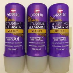 Aussie 3 Minute Miracle Color Hair Conditioning Treatment Co