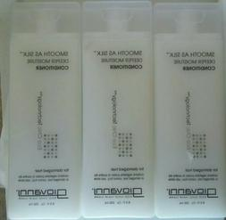 3X Giovanni Conditioner Smooth as Silk for Damaged Hair, Smo