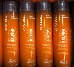 4 Joico Color Infuse Copper Conditioner  10.1 Oz Each