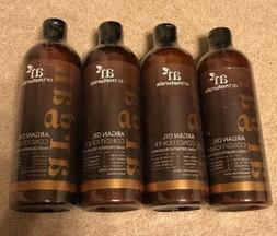 4x Art Naturals Argan Oil Conditioner Hair Growth Treatment