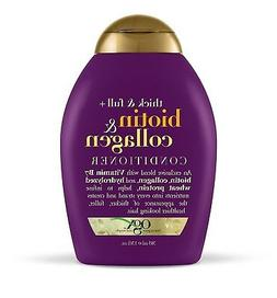 OGX Conditioner, Thick & Full Biotin & Collagen, 13oz