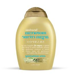 OGX Shampoo, Luxurious Moroccan Argan Crème, 13oz