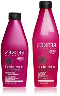 Redken Color Extend Magnetics Shampoo 10.1 and Conditioner 8