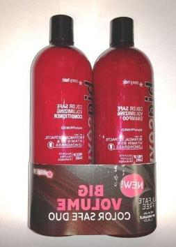 Sexy Big Color Safe Volumizing Shampoo & Conditioner DUO - 3