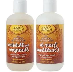 Simply Shea Leave-in Conditioner with Organic Shea Butter  8