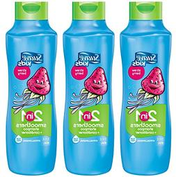 Suave Kids 2 in 1 Shampoo & Conditioner, Strawberry 22.5 oz