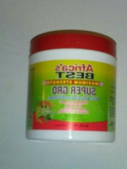 Africa's Best Maximum Strength Super Gro Hair - Scalp Condit