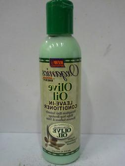 ORGANICS OLIVE OIL LEAVE-IN CONDITIONER STRENGTHENS HAIR 6O