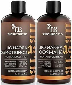 ArtNaturals Argan Hair Growth Shampoo & Conditioner Set-for