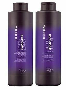 Joico Color Balance Purple Shampoo 33.8 Oz