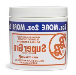 BB Super Gro Double Strength Conditioner Grease Hair Scalp T