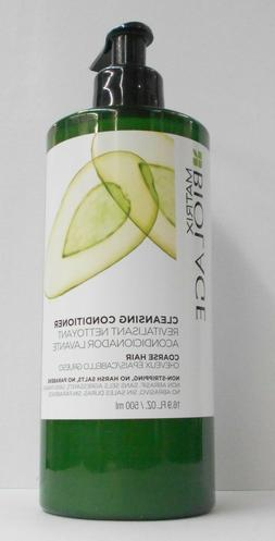 Matrix BIOLAGE CLEANSING CONDITIONER for Coarse Hair / Sulfa