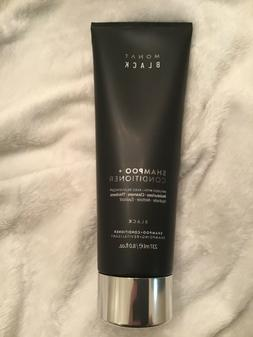 BLACK Monat Hair Shampoo 2 n 1 Conditioner For Hair loss New