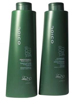 Joico Body Luxe Volumizing Shampoo and Conditioner for Fine