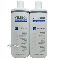 BOSLEY BOS REVIVE Shampoo and Conditioner Set - Visible Thin