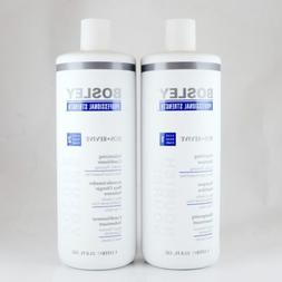 Bosley Bos Revive Shampoo & Conditioner 1 Liter for Non Colo