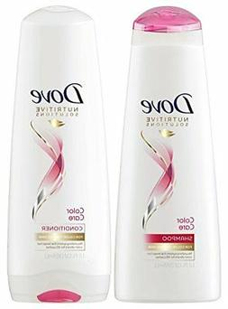 Dove Color Care Shampoo & Conditioner 12oz Combo SET **PACKA