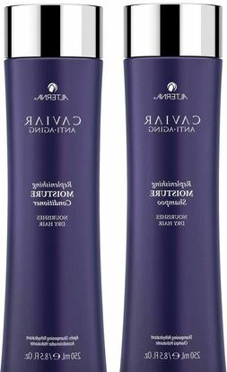 Alterna Caviar Anti-Aging Moisture Shampoo and Conditioner D