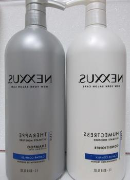 Nexxus Caviar Complex Therappe Shampoo and Humectress Condit