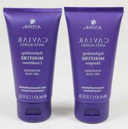Alterna Caviar Replenishing Shampoo & Conditioner For  Dry H