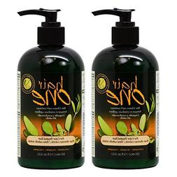 Hair One Hair Cleanser and Conditioner for Color Treated Hai