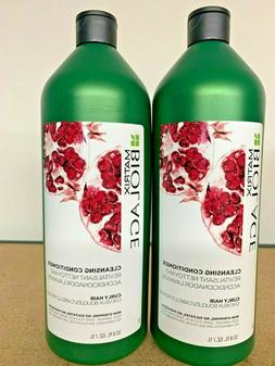 Matrix Biolage Cleansing Conditioner For Curly Hair 33.8oz