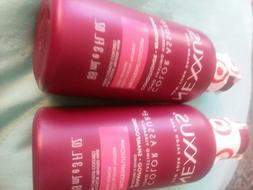 Nexxus Color Assure shampoo and conditioner duo