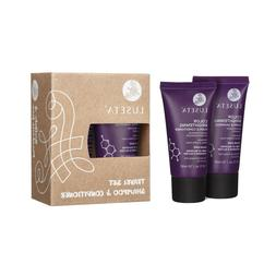 Luseta Color Brightening Purple Shampoo&Conditioner 1oz Set