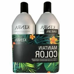 Kenra Color Maintenance Hair Shampoo And Conditioner Duo 33.