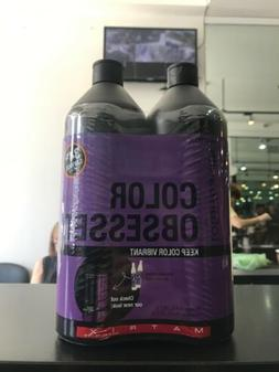 Matrix Color Obsessed Hair Shampoo and Conditioner Duo 1 lit