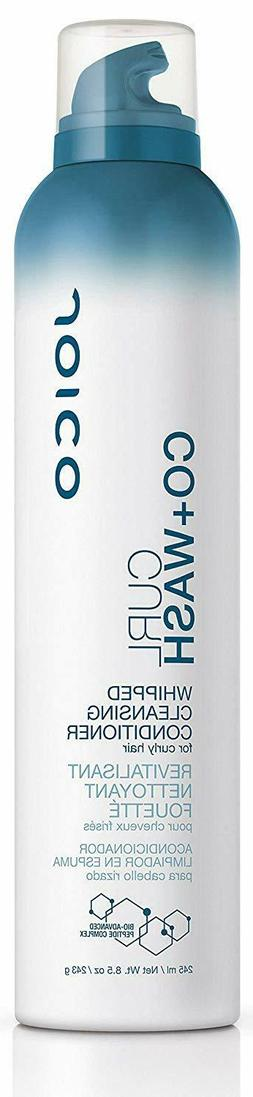 Joico CURLY Co+Wash Whipped Cleansing Conditioner 8.5oz - NE
