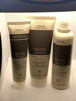 🌿 AVEDA Damage Remedy Shampoo, Conditioner and FREE DAILY