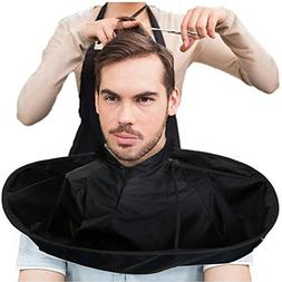 LiPing DIY Hair Cutting Cloak Umbrella Cape Hair Cutting Cap