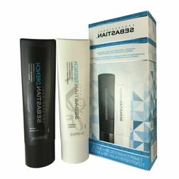 Sebastian Drench Hair Moisturizing Shampoo and Conditioner D