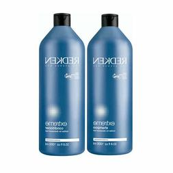 extreme shampoo and conditioner 1l 33 8oz