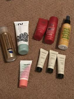 Fun Lot Of Hair Care Products Including Aveda, Wella, Phyto,