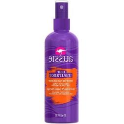 Aussie Hair Insurance Leave-In Conditioner 8 Fl Oz Pack of 1