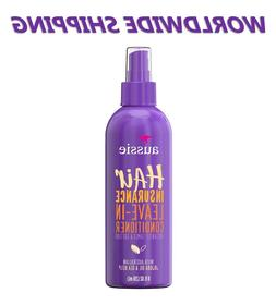 Aussie Hair Insurance Leave-In Conditioner w/ Jojoba Oil 8 F
