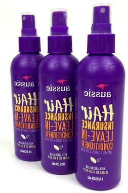 Aussie Hair Insurance Leave In Conditioner with Jojoba Oil &
