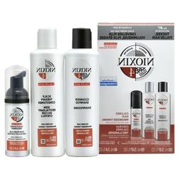 Nioxin Hair System Care Trial Kit, System 4 , 3 ct.