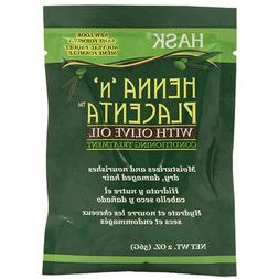 Hask Henna 'N' Placenta with Olive Oil Conditioning Treatmen