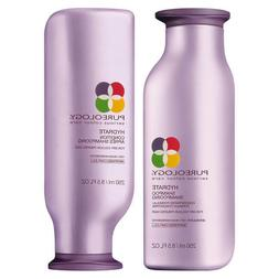 Pureology Hydrate Shampoo and Conditioner Set for Dry Hair 2