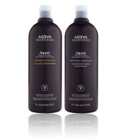 AVEDA Invati Hair Loss Exfoliating Shampoo & Thickening Cond