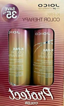 Joico K-Pak Color Therapy Shampoo & Conditioner 33.8 oz Lite