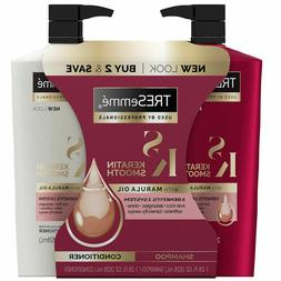 TRESemme Keratin Smooth with Marula Oil Shampoo and Conditio